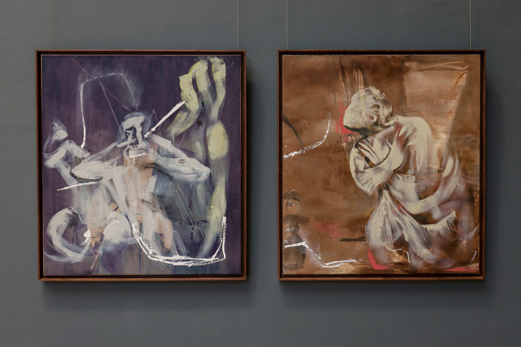 Rendez-vous, installation view at Musée Oldmaster Museum Brussels, 2018