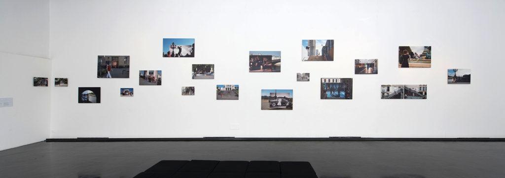 Con lo sguardo dell´altro, installation view at Macro, Museo d´Arte contemporanea Rome
